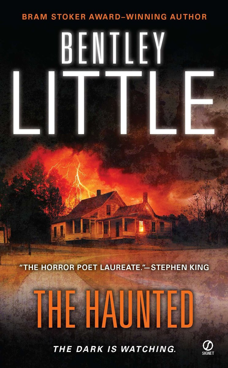 I am listening to the audio book that is scaring the hell out of me. I normally don't get too scared with horror books but this one is creeping me out. It's called The Haunted by Bentley Little #spookybooks #Thehaunted #scaryreads #Horror https://t.co/hjvSdSjgZ6