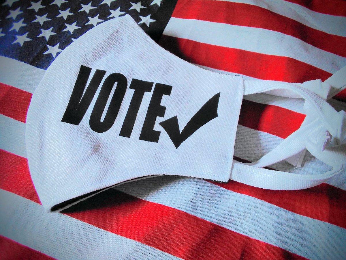 Friends don't let friends skip voting. Let's VOTE ❣️   Face Mask ~  #vote2020 #YourVoteMatters