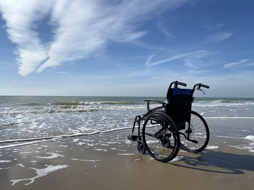 Traveling the World While Black, Female, and Disabled ♿️  https://t.co/0icapkVYWE  #listen #interview #podcast #disabled #traveling #trip #world #adventure #access #community #disway #web https://t.co/WZdjLB8AaR