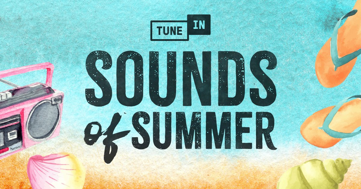 The days of summer may be numbered, but you're going to squeeze out every drop of it! 🕶🌅🎶 This #LaborDay, find your farewell-to-summer soundtrack on #TuneIn: https://t.co/EXDIfFKmL3 https://t.co/WOcsbtekKp