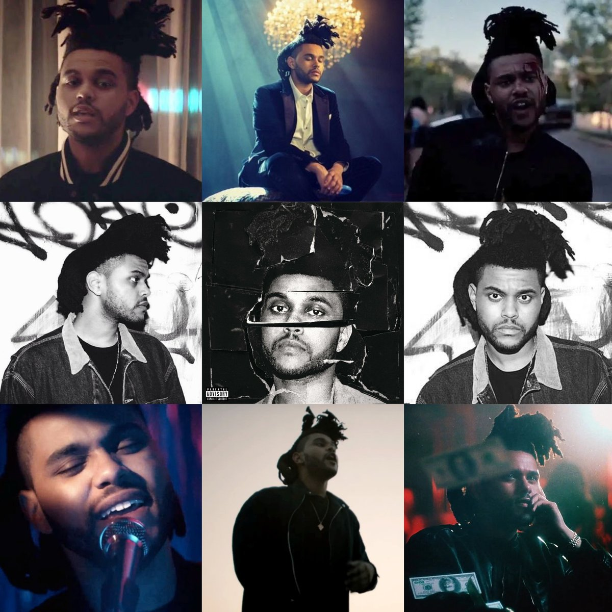thursday mixtape the weeknd - HD1200×1200