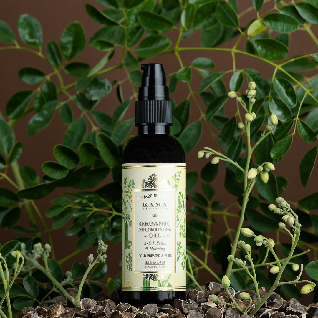 Extensively used in #Ayurvedic treatments, #Moringa Oil hydrates the skin, restores skin's protective barrier & removes environmental aggressors to give a completely soft & smooth skin. 100% Natural, this cold-pressed oil is a must for your beauty regime! https://t.co/2twismLKZK https://t.co/Er453zGarQ