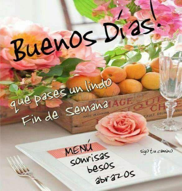"""Maria Dolores Carbonell on Twitter: """"Buenos dias mis chicas, hoy tenemos  menu especial para el dabado, sonrisas,besos y montones de abrazos,que  paseis un maravilloso dia dulzuras????☕❤????????☕❤????????☕❤????????☕❤????????…  https://t.co/BAViIZaLYY"""""""