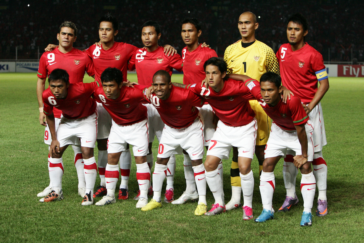 🇮🇩 vs 🇹🇭 🏟️ Gelora Bung Karno Stadium #AFFSuzukiCup 2010 Group Stage  What was your most memorable moment from this game? 💭  Catch the extended highlights LIVE on YouTube channel tomorrow! 👉 https://t.co/vffilXNf8d https://t.co/55Jf0yXplK