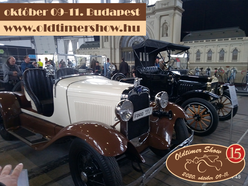 🚘🛵🚜OLDTIMER SHOW OCTOBER 9-11. 2020. BUDAPEST Come and check out in Central and Eastern Europe's largest Oldtimer Festival at the Hungarian Railway Museum. https://t.co/ypMagtgI02 #oldtimershow #oldtimer #festival #budapest https://t.co/gP17NEo6dr