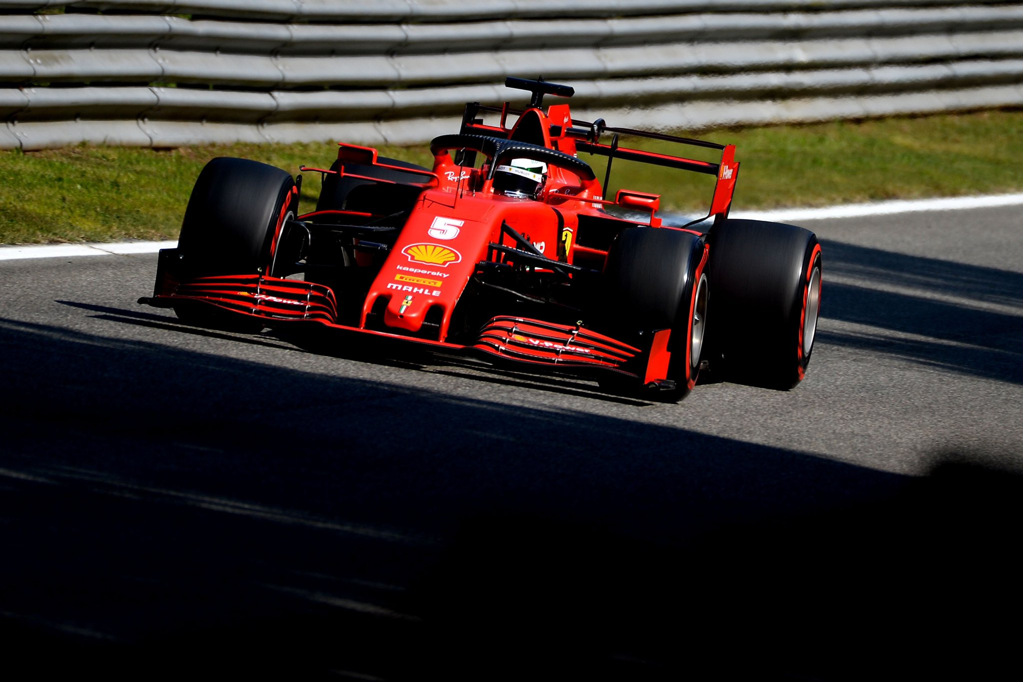 GP Italia Qualifiche Vettel
