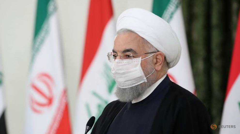 Iran's friends should have defied US sanctions during COVID-19 pandemic: President Rouhani https://t.co/KwylYwNt5D https://t.co/qHB0YlhtQa