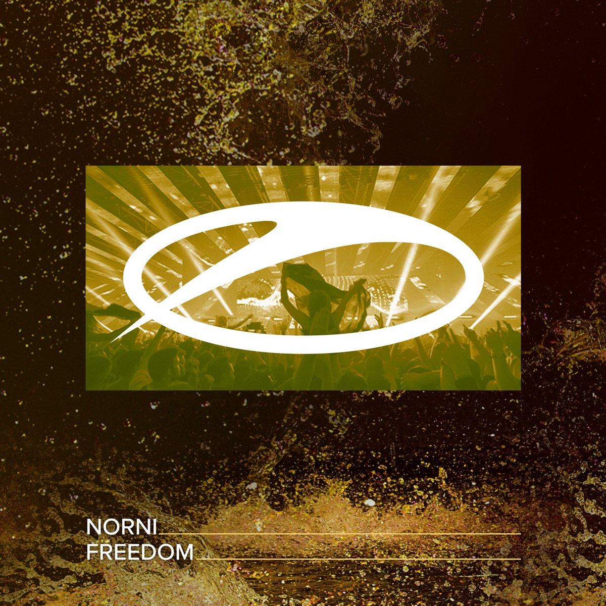 "The premiere of the video ""Freedom"" is already on YouTube! P.S. Link https://t.co/izgCzCXPpR  #trance #trancefamily #progressivehouse #progressivetrance #norni #nornimusic #edm #edmmusic #edmfamily #asot #arminvanbuuren  #armada #armind #Freedom https://t.co/wKiX9eELWV"
