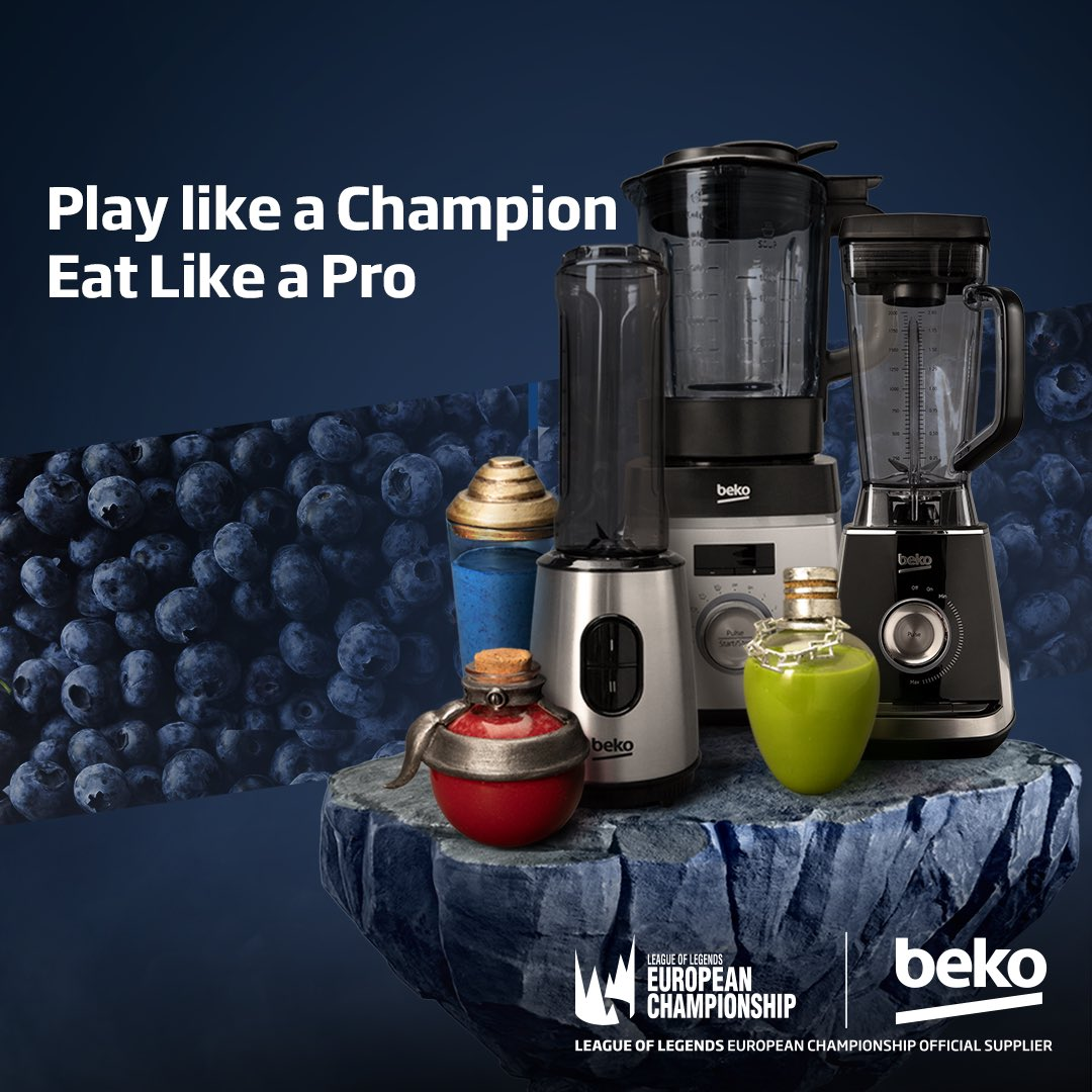 Enjoy real life healthy potions with Beko Prowellness products, play the game like a champion! #EatLikeAPro https://t.co/2k4O1s3ELP