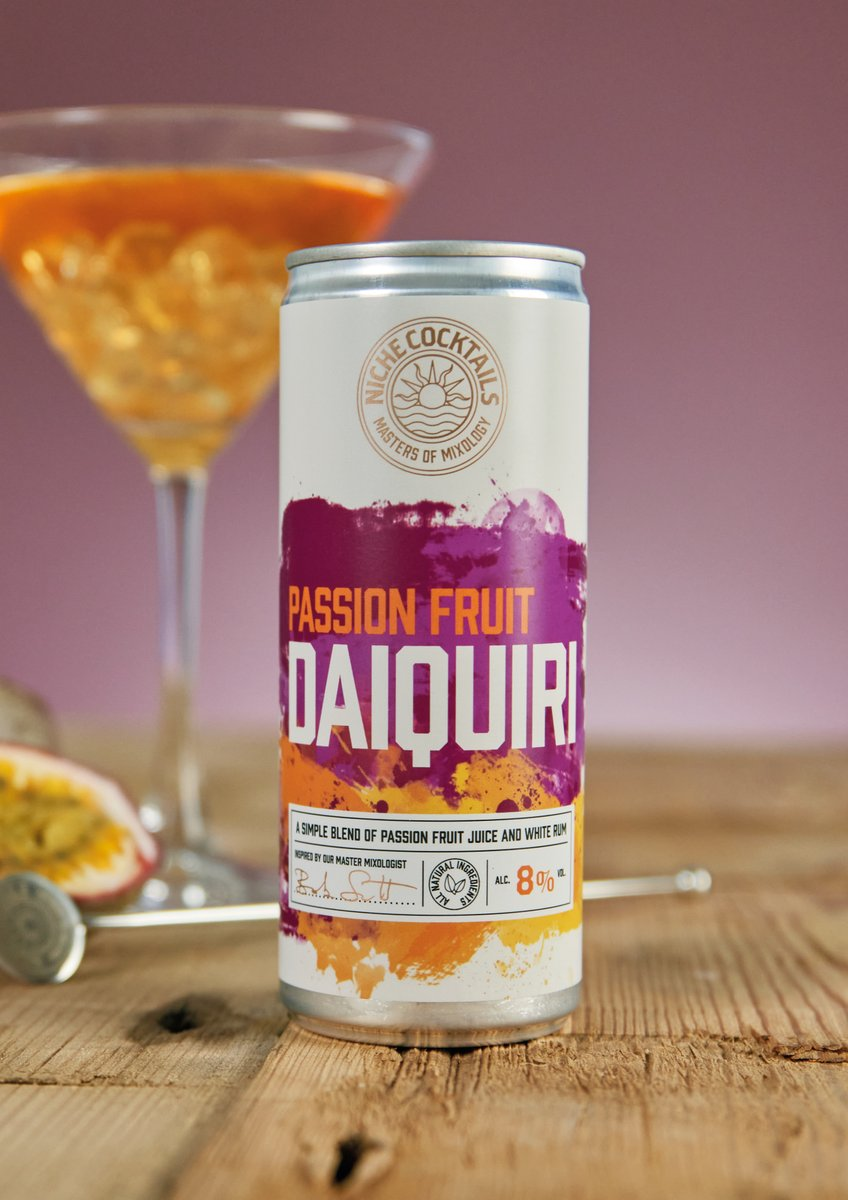 test Twitter Media - It's not so long since our client @nichecocktails announced their thirst-quenching passion fruit daiquiri for the summer. Well, in the weeks ahead you can expect several more announcements of product innovation. Watch this space. #PR #foodanddrink #PRrequest #journorequest https://t.co/Cb4ZCgCFYV