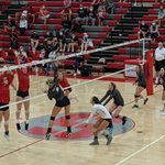 Image for the Tweet beginning: Shelby VarVB fight back from