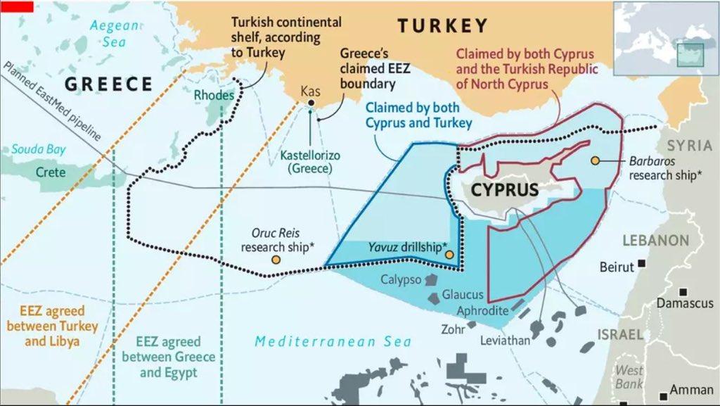 📌 EXAMPLE DECISIONS BY INTERNATIONAL ARBITRATION AND INTERNATIONAL COURT OF JUSTICE THAT SUPPORTS TURKEY'S THESIS IN THE EASTERN MEDITERRANEAN   1-Germany/Netherlands/Denmark  2-Tunisia/Libya 3-France/UK 4-Libya/Malta 5-Canada/France 6-Eritrea/Yemen 7-Romania/Ukraine  #Turkey https://t.co/YXL67n9lRT