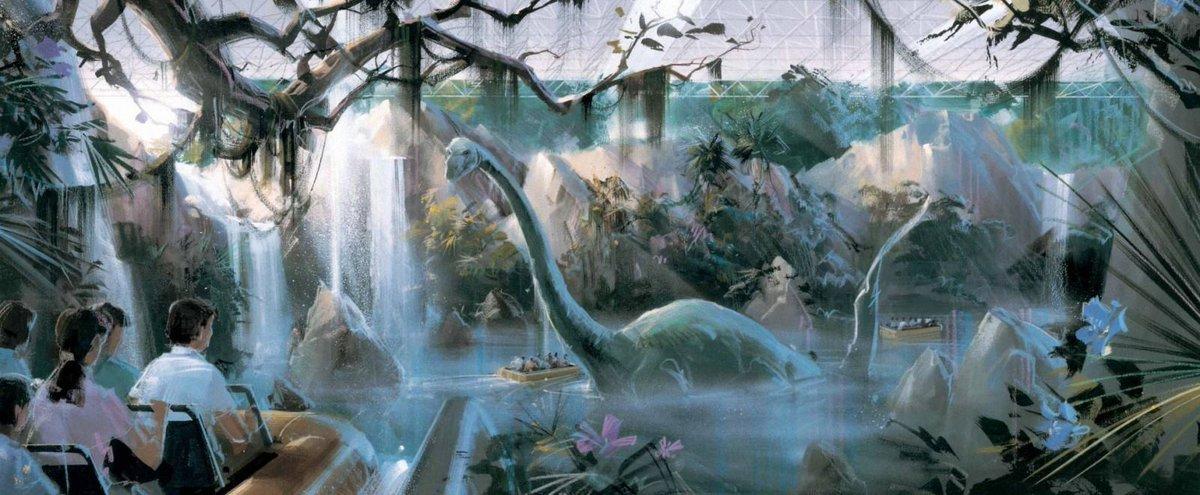 Jurassic Vault Twitterissa A New Album Has Been Added For Concept Art For The Jurassic Park River Adventure At Universal Studios Https T Co Jkhjkjsliu Jurassicpark Dinosaurs Islanublar Stevenspielberg Lauradern Samneill Jeffgoldblum