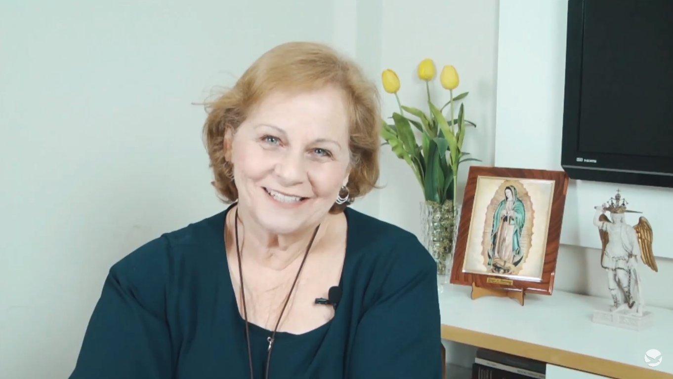 Congresso Shalom 2020 - Pregação de Maria Emmir O. Nogueira