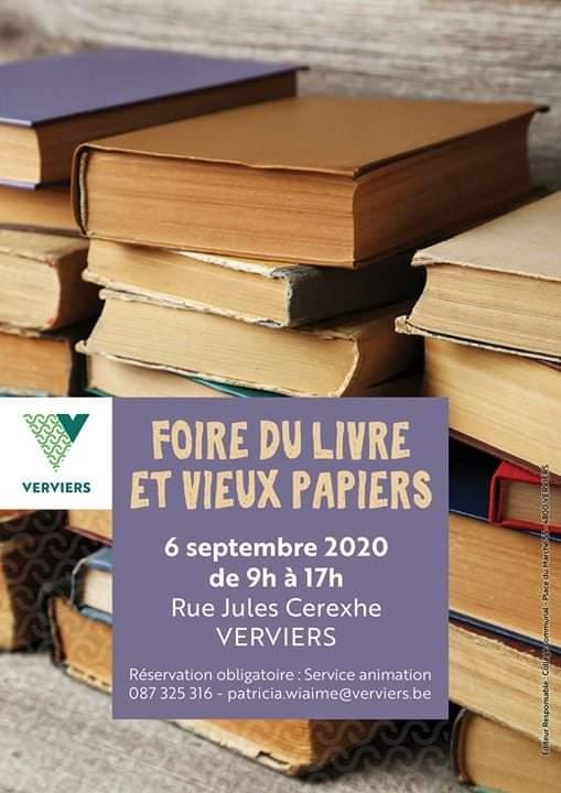 """Après un après-midi """"atelier pliage"""", mes nouveaux catalogues sont prêts à m'accompagner demain, à la foire du livre de Verviers ! ✨ S'y croisera-t-on ? 😊  #Catalogue #Salon #FoireDuLivre #Verviers #Autrice #Imaginaire #AutoEdition #AutoEditée #Livre #Roman #VieDAuteur https://t.co/qdQbEJ2cWx"""