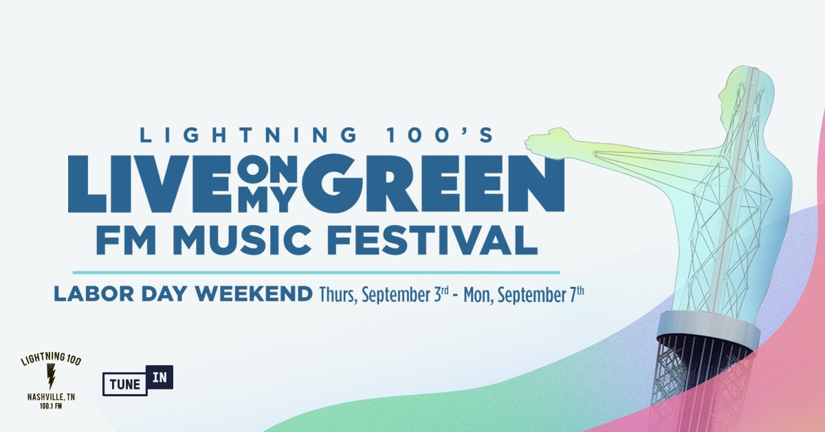 Day 3 of @Lightning100's #LiveOnMyGrass FM Music Festival includes can't miss performances from @Metallica, @mymorningjacket, @CageTheElephant and so many more! Listen here: https://t.co/sNzkTD54Bd https://t.co/tR2GMRphES