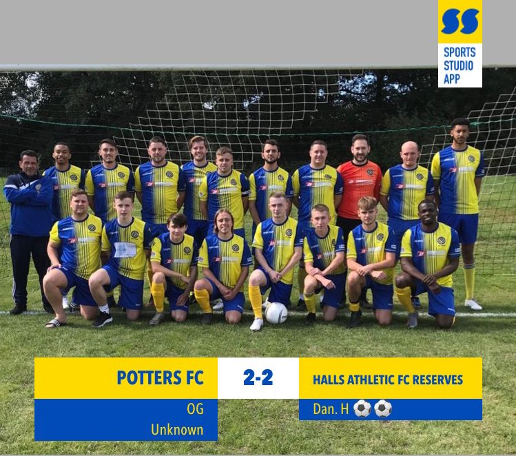 test Twitter Media - A solid 2-2 draw for the reserves against @PottersFC Decent result for the many new players in the squad. Had our chances in the first half and defended really well in the second half. 🟡🔵 #HAFC #COYH https://t.co/m5FqNqGjFw