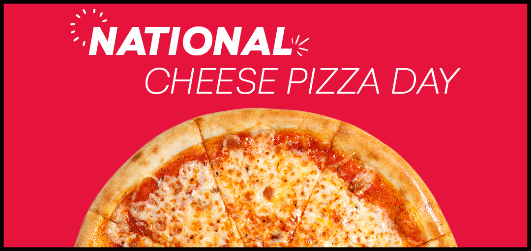 Pizza for dinner? YES! 🍕 #nationalcheesepizzaday https://t.co/uNrBZF7Qfz