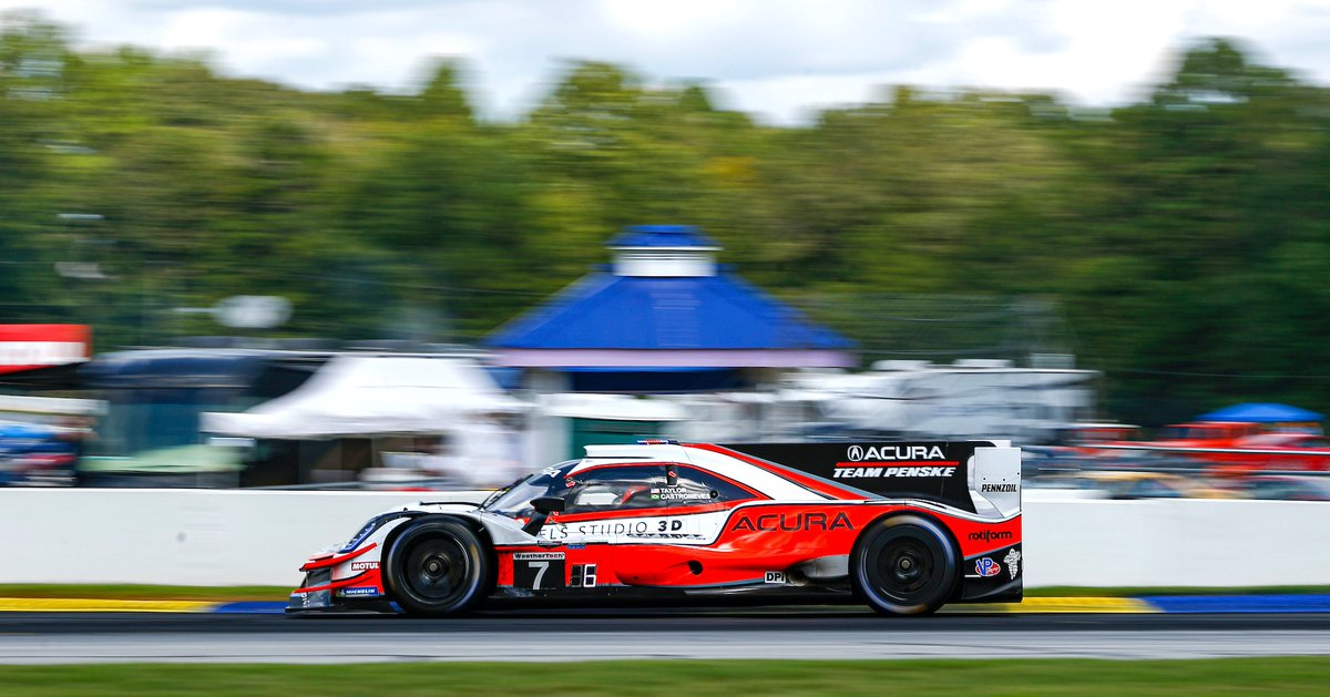 IT'S A DOUBLE VICTORY AT ROAD ATLANTA!  The No. 7 @Team_Penske DPi clawed its way back through the field to claim the overall race win, while the No. 86 @Acura NSX GT3 Evo claimed a hard-earned victory in GTD @RoadAtlanta!  #AcuraMotorsport // #IMSA // #TireRackGrandPrix https://t.co/AyoaA67u3l