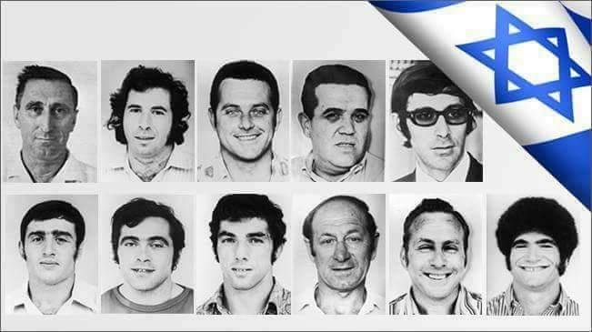 Hoy, hace 48 años, en los Juegos Olímpicos de Munich, fueron torturados y asesinados 11 atletas israelíes por terroristas palestinos. Fechas que el pueblo judío nunca debe olvidar. Que su recuerdo quede en nuestra memoria.