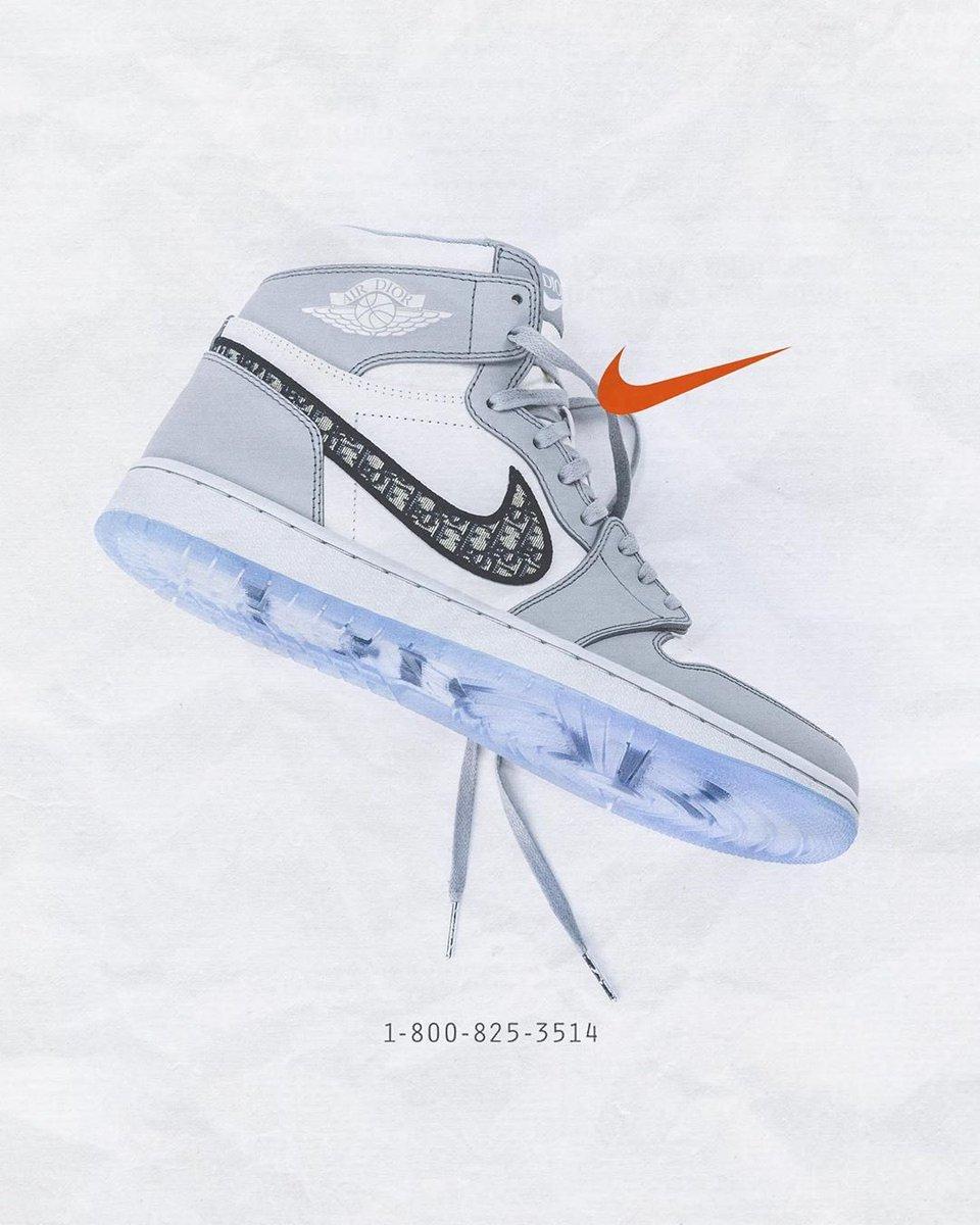 Nice Kicks On Twitter Vintage Nike Phone Ads With Air Jordan 1s