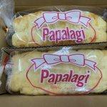 Image for the Tweet beginning: 先日の頂き物です。 柔らかくて美味しかった! #旭川 #幻のパン #パパラギ