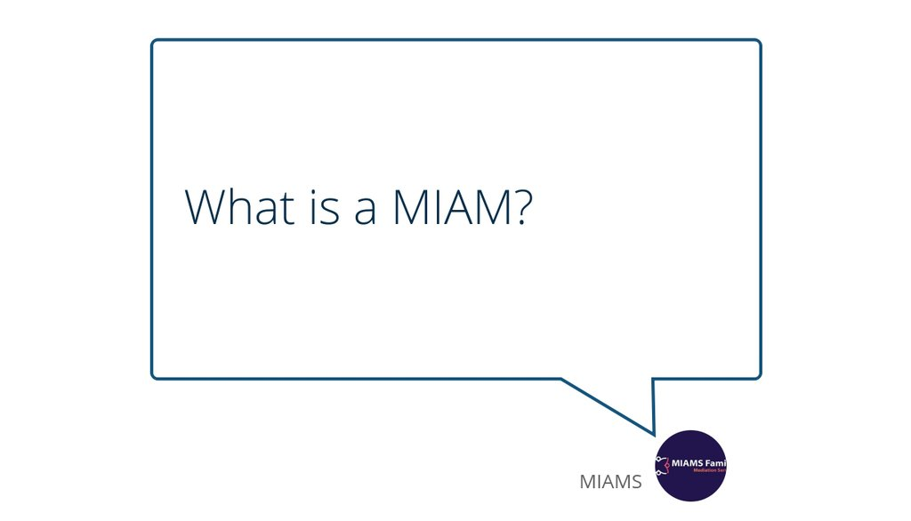 Even if you and your ex-partner are not on speaking terms please contact us on an individual basis to find out more about these important procedures.  Read the full article: What is a MIAM? ▸ https://t.co/PzdOQtcJ1w  #CorrectLegalPermissions #SpecialLegalForm https://t.co/MIOylCg5eW