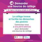 Image for the Tweet beginning: Pour réaliser la demande de