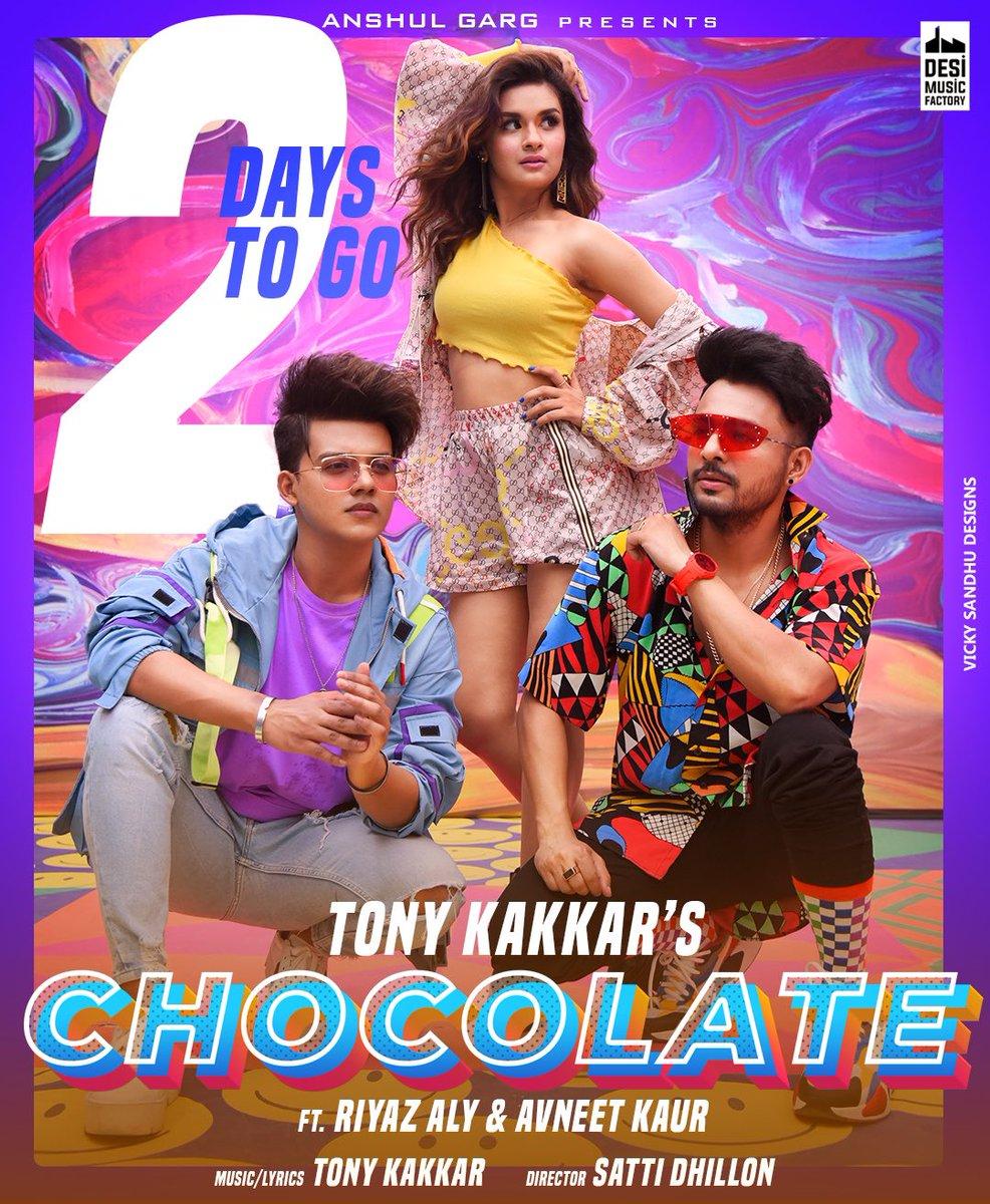 2 days to go 🍫🔥#Chocolate   @AnshulGarg80 @DesiMFactory https://t.co/VseCSn6sO1