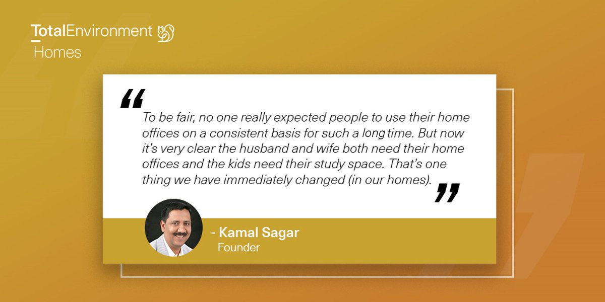 https://t.co/qF3xSt1AvG @kamalsagar 's tête-à-tête with  @TheKenWeb, delving into custom home-offices, furthermore, the #NewNormal requiring home-offices to suit more than one family member working or studying from home.   Read the full interview here: https://t.co/UX1BiTV2I4 https://t.co/02qzQCzpTo