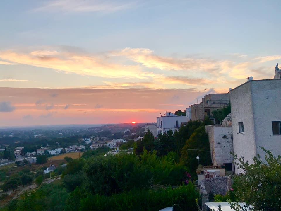 sunset #cisternino#valle d'itria#puglia https://t.co/k9mzZXijJh