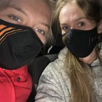 I've been under the weather for the last week, so haven't really trained much at all! So here's a picture of me and @EilishGilbert using our @torqfitness masks 😷 They're really comfortable and it's always a pleasure wearing the TORQ brand! #TORQFuelled #UnBonkable #ScottBikes