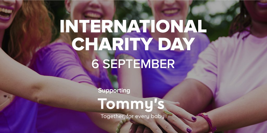 Tommy's are the UK's leading baby charity and exists to support every baby. They fund pioneering medical research into the causes and prevention of miscarriage, premature birth, and stillbirth.  Click the link below to support their cause & donate now 💜  https://t.co/H5O7e72MZM https://t.co/Ml7v28e5VR