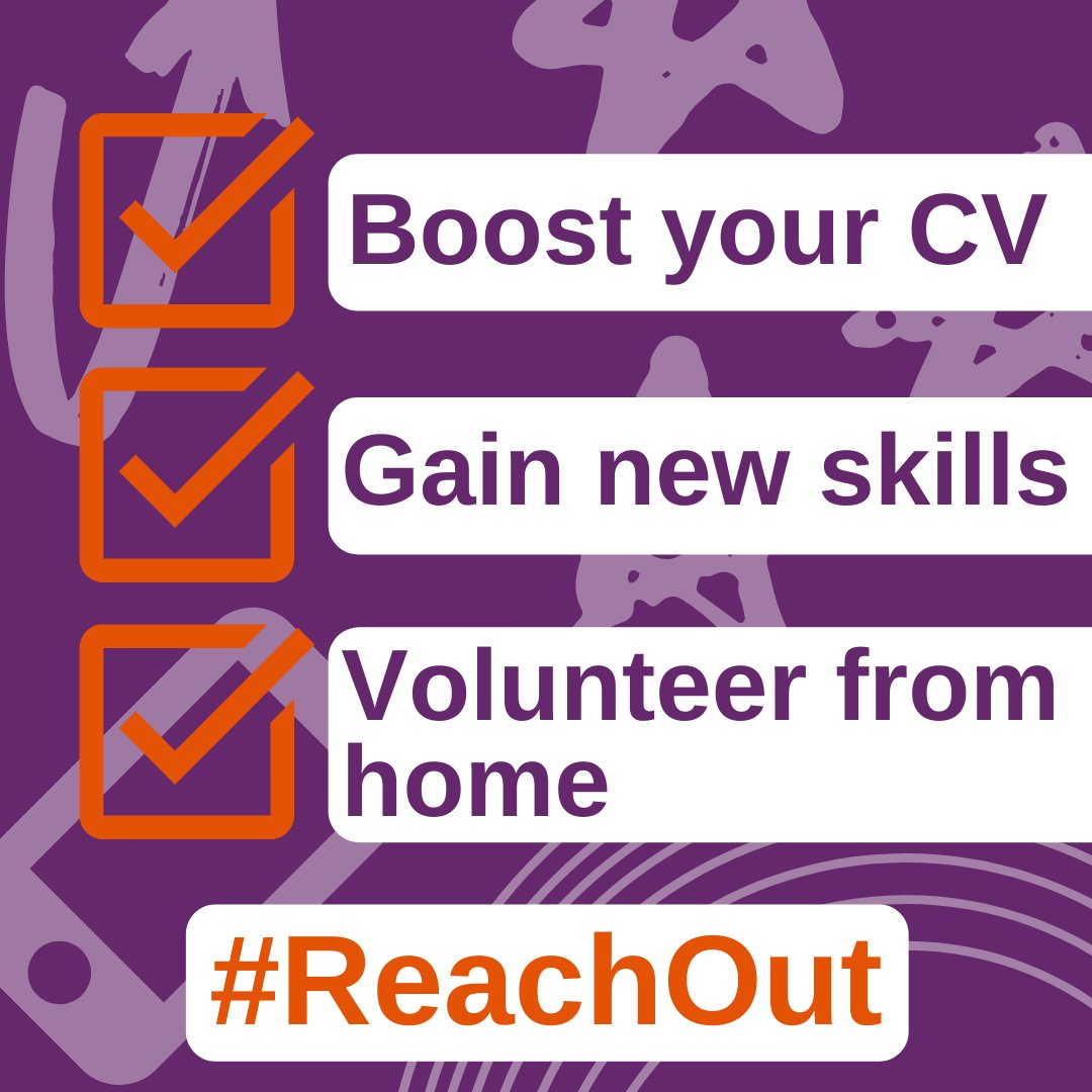 Volunteering with Deafblind UK is a great way to boost your CV, or gain experience to include in college and university applications.Check out our latest volunteering opportunities here: https://t.co/uNuziqKtMu  #ReachOut #Volunteer #Volunteering https://t.co/MdjwjEEMqC