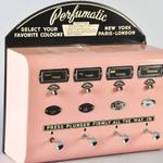 香水を忘れたときに重宝した?1950~60年代に米国で流行った香り自販機!