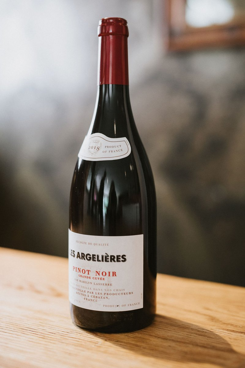 The first Sunday of September can mean only one thing - time to get stuck into a red. After Sunday Roast service today, I'll be opening a bottle of no.20 - Les Argelieres Pinot Noir. Raspberry, cherry and subtly smoky - perfect. https://t.co/FhVvJkZxrC https://t.co/3S66xXuISf