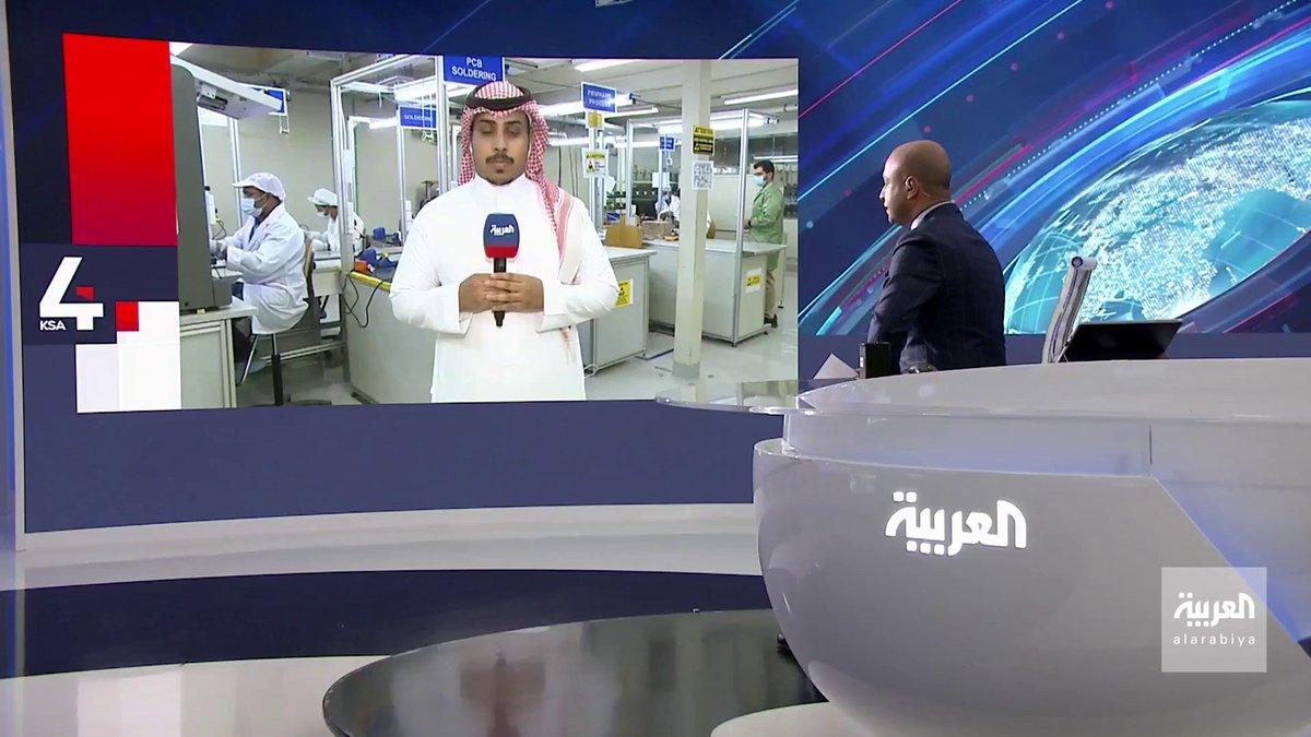 #نشرة_الرابعة   مصنع سعودي يعمل على استبدال 10 ملايين عداد كهربائي https://t.co/JpXHaDK3L6