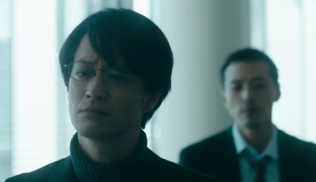 From the contrast of their cold-as-steel and trembling delivery of dialogue, to the glassy and piercing gazes, down to the way their breathing quivered and hitched with escalating intensity-- everything speaks of this: a great confrontation scene requires HIGH CALIBER ACTING.