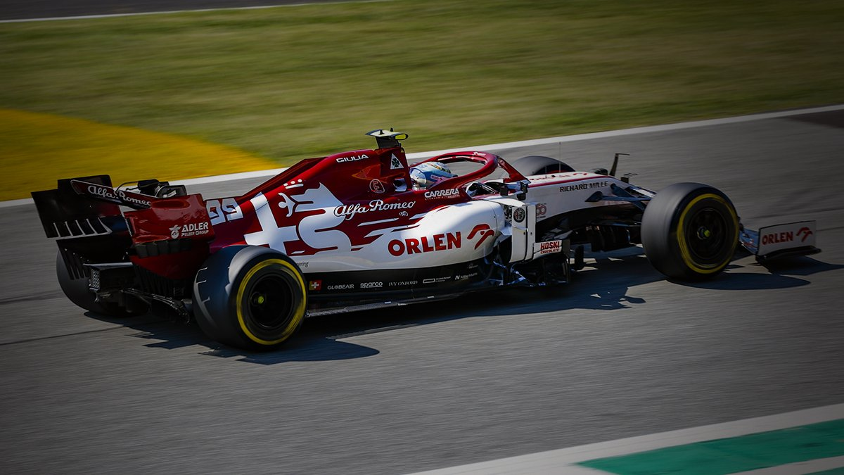Monza gave us another spectacular race. Shame about the result, but our work doesn't stop here 🇮🇹 #ItalianGP #MonzaGP #NoPlaceLikeMonza @alfaromeoracing https://t.co/Q7tnpm0CBW