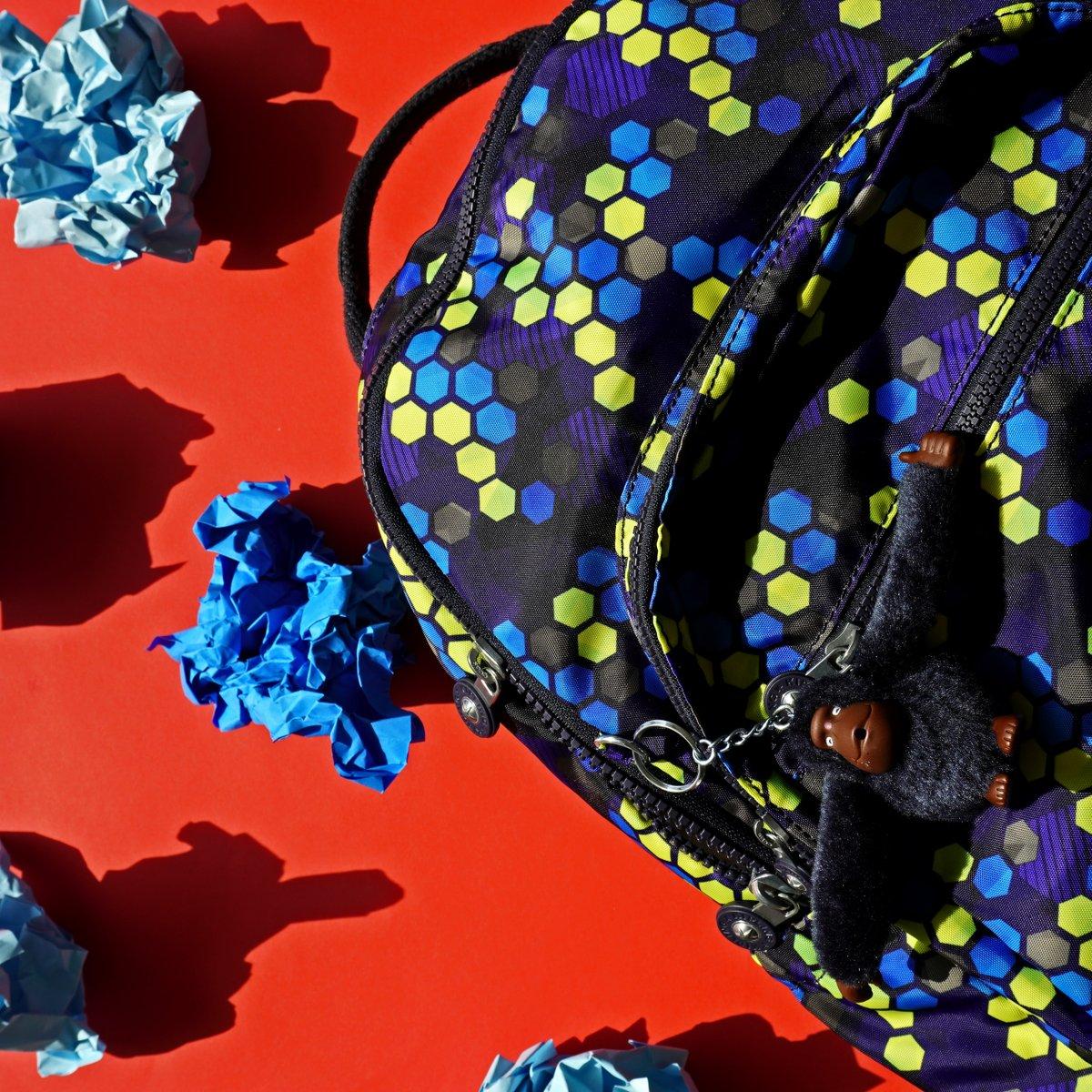 Si eres de cosas prácticas y coloridas, los diseños de @kiplingmexico son tu mejor opción para este regreso a clases. Aprovecha descuentos del 50%. 🦍 🎒 https://t.co/dwbbVkbiYX