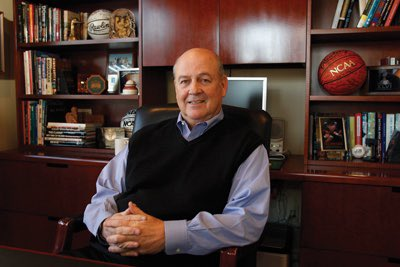 The NABC joins in mourning the death of longtime NCAA executive Tom Jernstedt. Tom was the architect of the modern NCAA Tournament and a friend and advocate to countless coaches. Our sport owes a lot to Tom's impact.