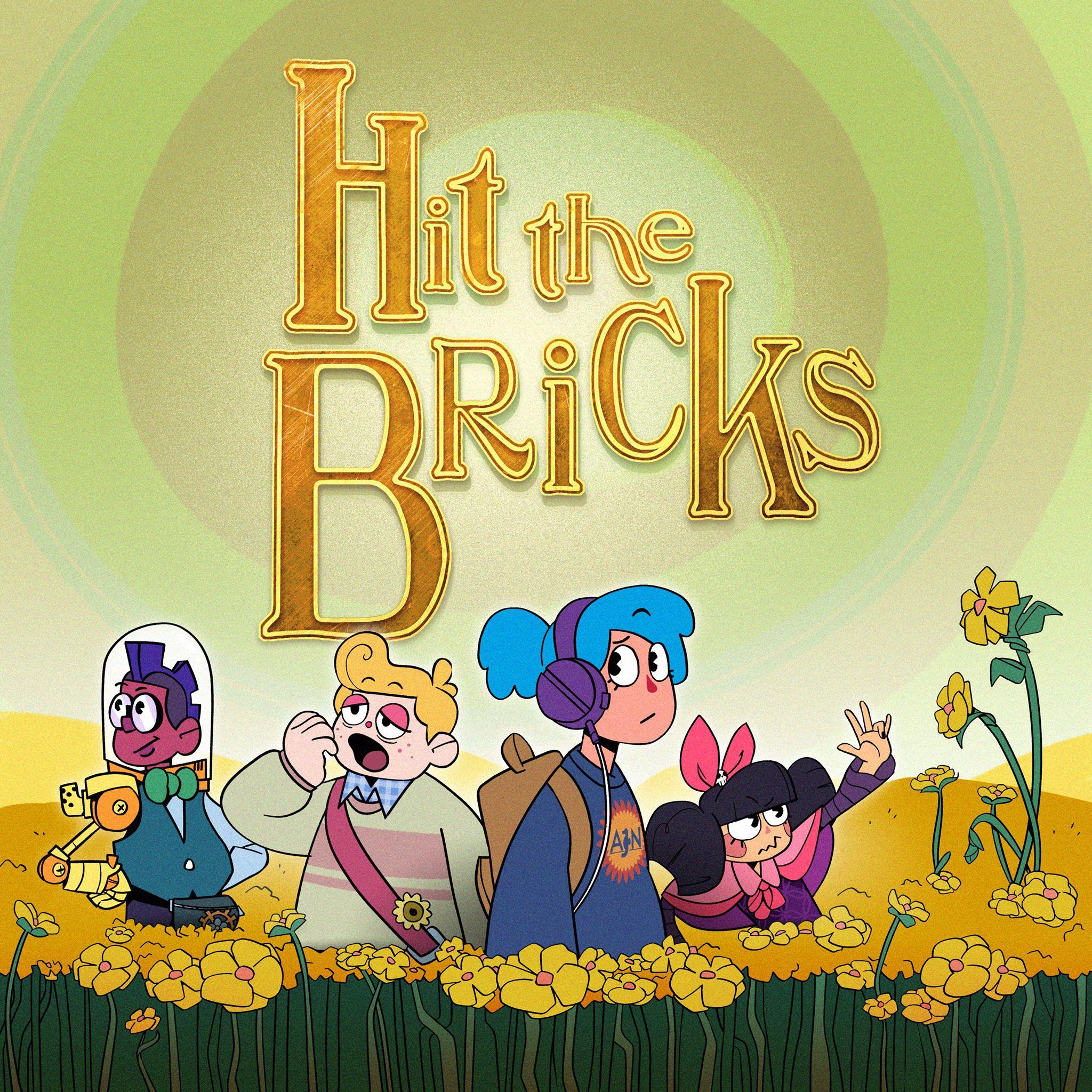 Hit the Bricks Cover Art