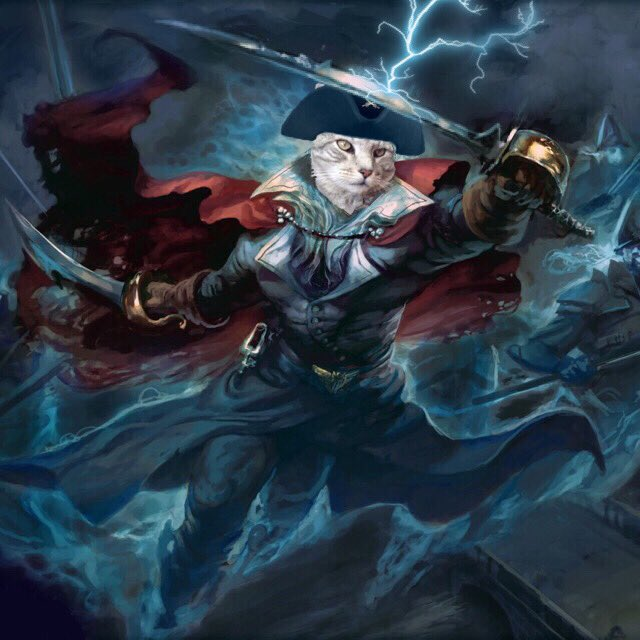Like a ghost on the wind He comes from the sea, And trembles the foe Like a storm on the lee.  He's dashing and daring, A fierce buccaneer, The very sight of Ghost Pirate Pales many with fear. #ZSHQ  #ZSPirateWeek  @ZombieSquadHQ   *from poem by A. H. Lockamy & modified by me https://t.co/UdczkqCJDM