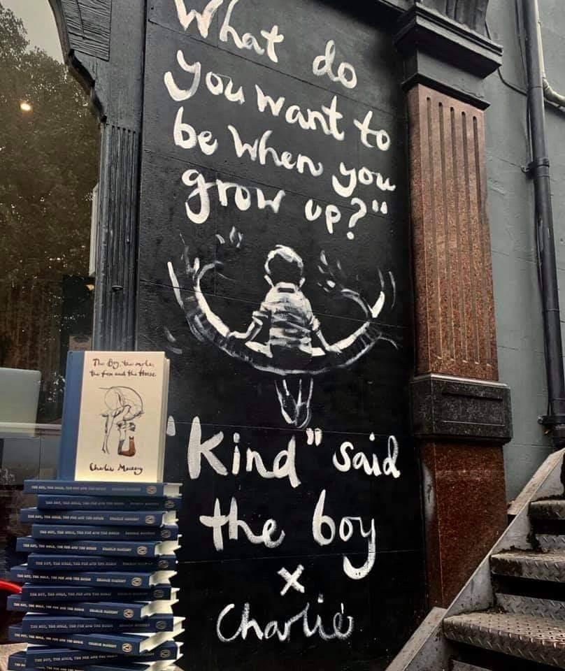 NEVER underestimate the power of kindness 💜💜💜 #YouMatterAlways #kindness #kindnessisalwaysinseason #betheonewhocares #kindnessmatters #ifyoucanbeanythingbekind #leadwithempathyandkindness https://t.co/QB3G13IX7q