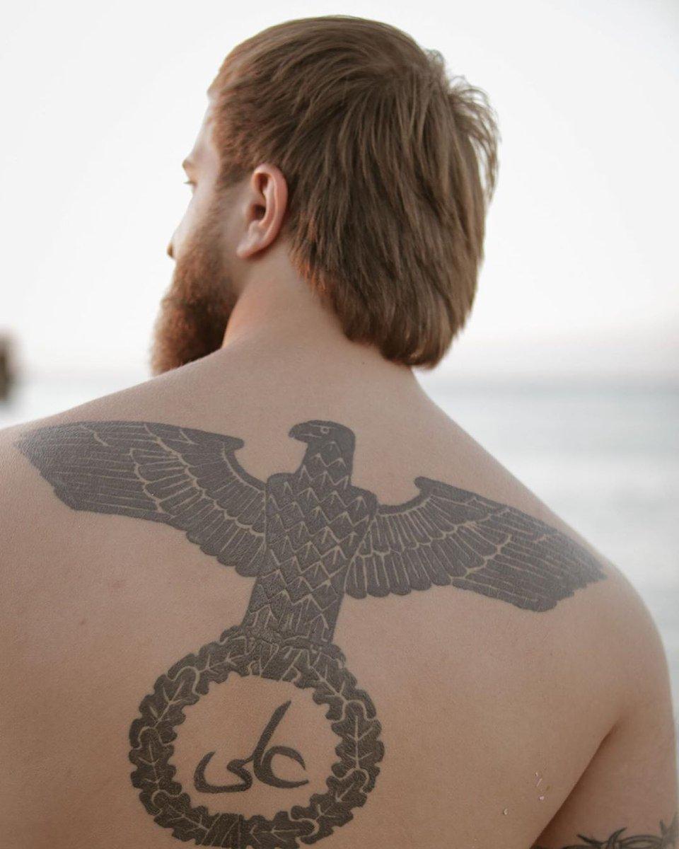 Reichsadler Tattoo