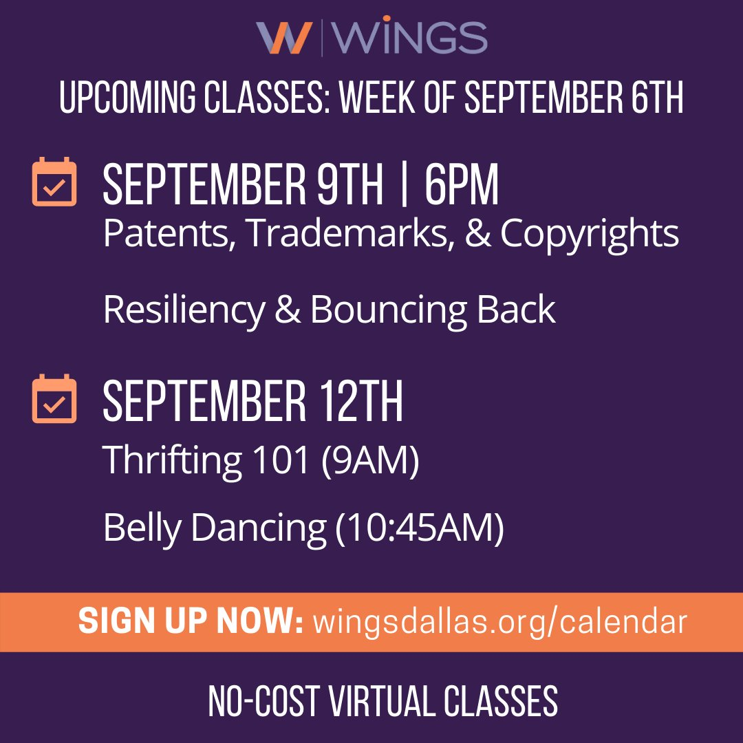 test Twitter Media - Join us for another week of virtual programming at WiNGS! Register today by visiting https://t.co/VaAFMOs4HS! See you there! #poweredbyWiNGS #Virtualclasses #freefinancialeducation https://t.co/P2MKKWHOMF