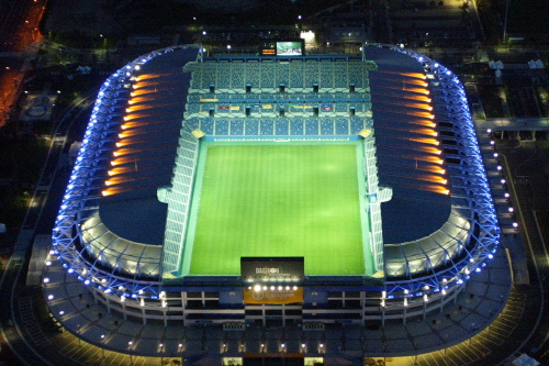 Estadio Mundialista de Daejeon  Corea del Sur 🇰🇷 #KoreaJapan2002 https://t.co/8yxpnnYIik