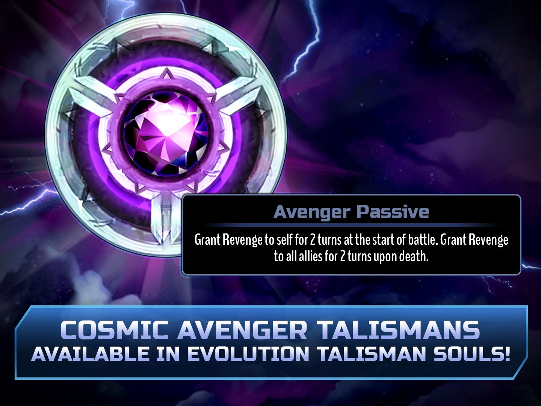 Legacy of the beast avenger talisman