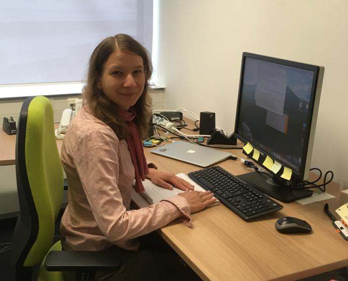 Daria Gorelova #PhysikerinderWoche - Daria became a Junior Prof for Theoretical Physics at the Uni Hamburg @unihh in April, 2020... @komm_mach_mint @BMBF_Bund @ResearchGermany @AcademiaNet_org @UHHMIN @desynews @VolkswagenSt #womeninscience https://t.co/haKTq8vleM https://t.co/eIpJhMlFaH