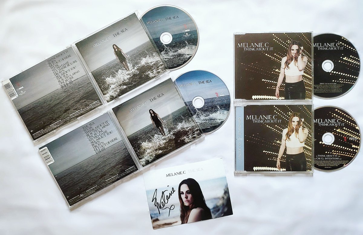 """Today we celebrate 2 Anniversaries..... 🎉 9 Years Ago....... @MelanieCmusic release her 5th Studio Album """"The Sea"""" it was released on September 5th, 2011) & the first single from the album """"Think About It"""" was released on September 4th, 2011). https://t.co/LMwpGK4QuI"""